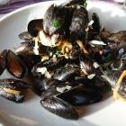 Foto zu Hotel und Restaurant Zur Saarschleife: Frische Miesmuscheln - sehr gut!