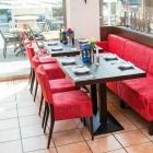 Foto zu Restaurant Mamma Leone: Teilansicht Innenraum