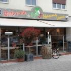 Foto zu Restaurant Mamma Leone: vorderer Bereich außen