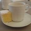 saftiger Kuchen zum Espresso