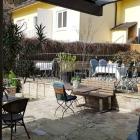 Foto zu Restaurant Spinne: Terrasse