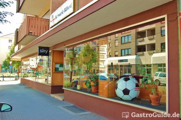 brasserie restaurant in 68163 mannheim. Black Bedroom Furniture Sets. Home Design Ideas