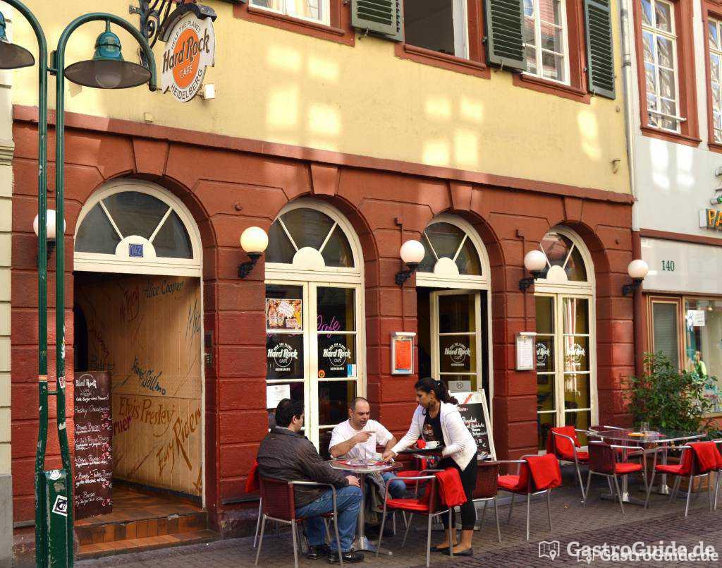 hard rock caf restaurant in 69117 heidelberg. Black Bedroom Furniture Sets. Home Design Ideas