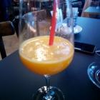 Foto zu Strohauer's Café Alt-Heidelberg: Orangensaft