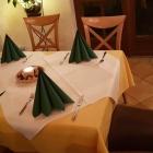 Foto zu Weisbrod: Tisch eingedeckt