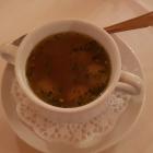 Foto zu Weisbrod: Markklößchensuppe