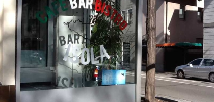 Cafe Bar Bistro Isola Restaurant Bar Cafe In 70734 Fellbach