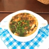 Rindssuppe mit Einlage