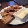 Brot und gesalzene Butter