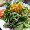 gemischter Salat (€ 4,--)