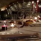 Foto zu Restaurant & Weinbistro Altes Rathaus Oestrich: Unser Gewölbekeller bietet viele Möglichkieten für Feiern und Essen jeglicher Art.