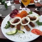 Foto zu Restaurant Adriatic-Grill: Cevapcici Teller