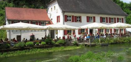 Bild von Friedrichshöhle · Historischer Gasthof