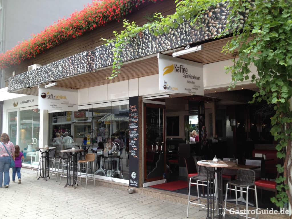 Sschümli Restaurant Cafe In 74072 Heilbronn