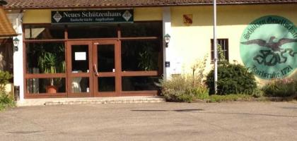 Bild von Holzhacker · Neues Schützenhaus