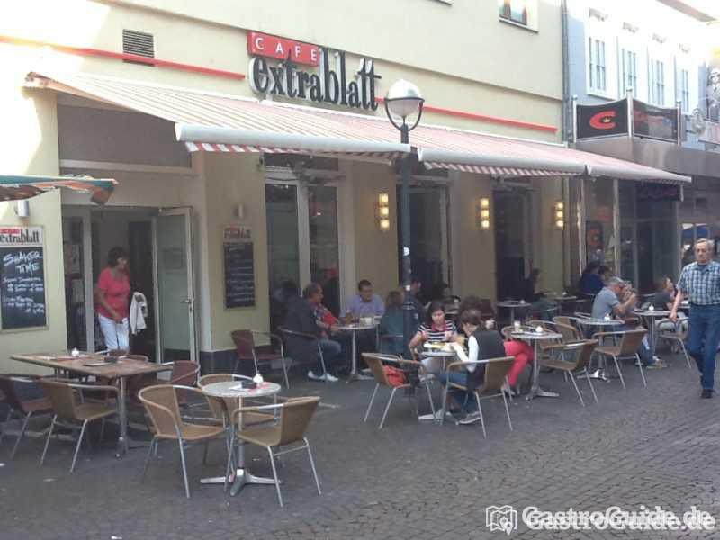 Cafe Extrablatt Bistro Cafe In 76133 Karlsruhe