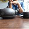Grüner Tee anständig serviert