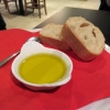 Olivenöl zum Dippen