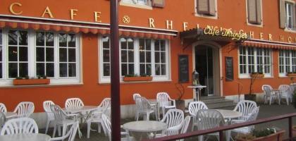Bild von Cafe Ihringer Besitzer Hermann Häring