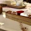 Gänseleberterrine mit Schokoladen