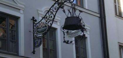 Bild von Weissbräuhaus Zum Herrnbräu