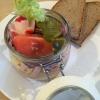 Wurstsalat nach Brauer Art mit Alpenkas