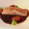 Ikejime Stör aus Boek – Flußkrebsjus – Sandkarotten – Estragon