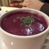 Rotkohlcrèmesuppe