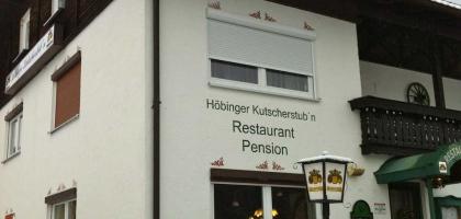 Bild von Höbinger Kutscherstub'n