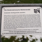 Foto zu Schoofs Mühlencafe · Die Zwillingsmühlen: