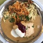 Foto zu Hotel - Gasthof - Metzgerei Mayerhofer: Abendessen