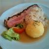 Pfefferbauch, Kloß, Sauerkraut -4,50 €