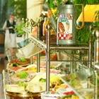 Foto zu Terrassenrestaurant im Maritim Hotel Würzburg: