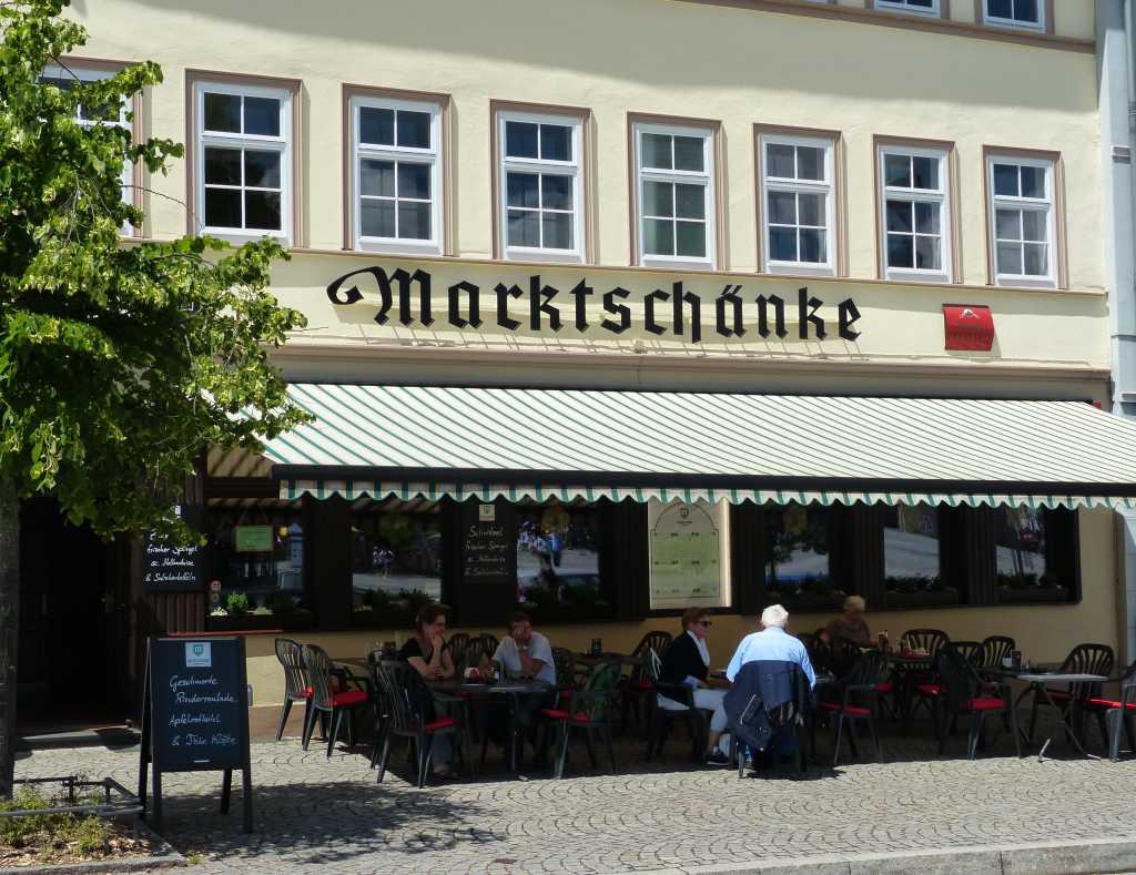 Marktschänke Restaurant in 99817 Eisenach (Altstadt)