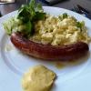 Thüringer Bratwurst mit Kartoffelsalat
