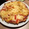 Pizza Langensalza - groß -  (aus dem gleichnamigen Ort)  (6,30€
