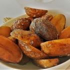 Foto zu Käpt'n Selmer Stube · Fährhaus Sylt: Meersalz-Kartoffeln