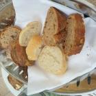 Foto zu Restaurant Vogelkoje: Die Brotauswahl