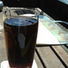 Foto zu Berggasthof Hoher Meissner: Cola 2,10€