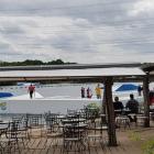 Foto zu Seehaus  Casual Dining - Langenfeld: Blick vom Seehaus auf den See