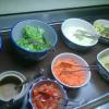 von der Salat-Bar