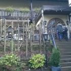 Foto zu Köhlichs Paradeismühle: Eingang Restaurant