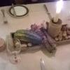 Ausschnitt Tisch-Deko