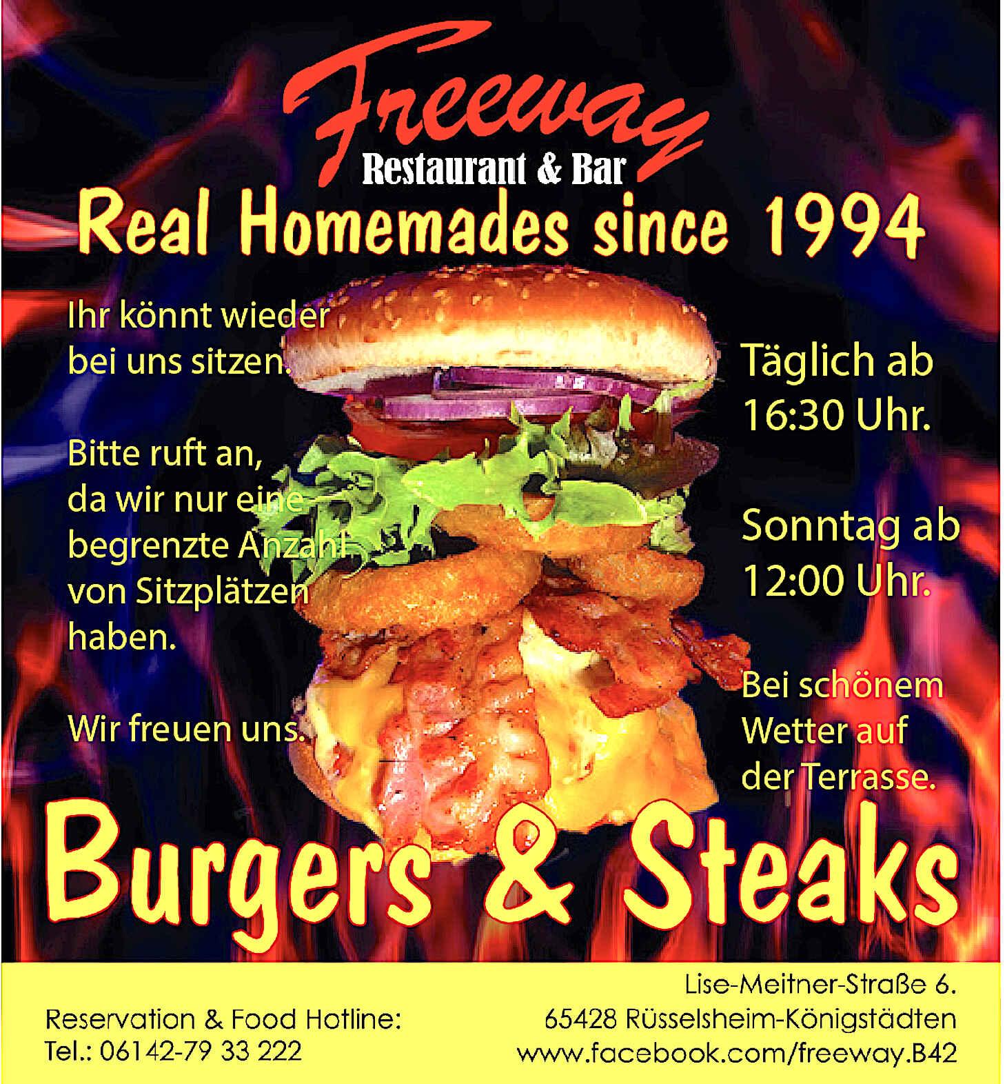 Bild zur Nachricht von Freeway American Restaurant