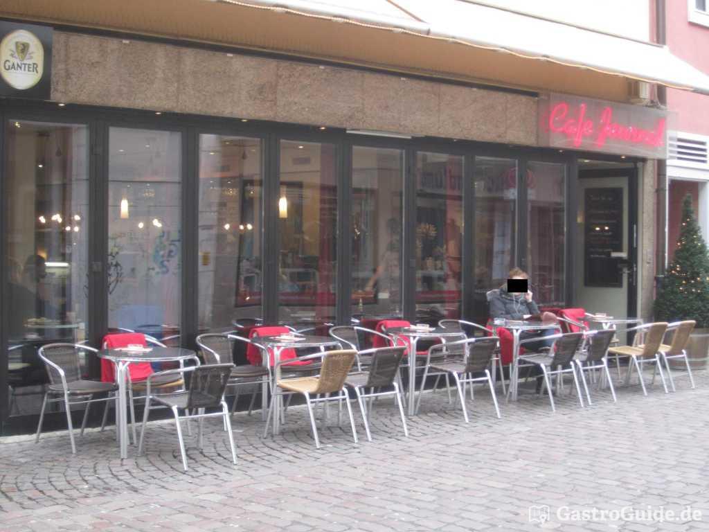 cafe journal cafe in 79098 freiburg im breisgau. Black Bedroom Furniture Sets. Home Design Ideas