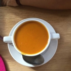 Foto zu Café Vor Ort: Kürbissuppe