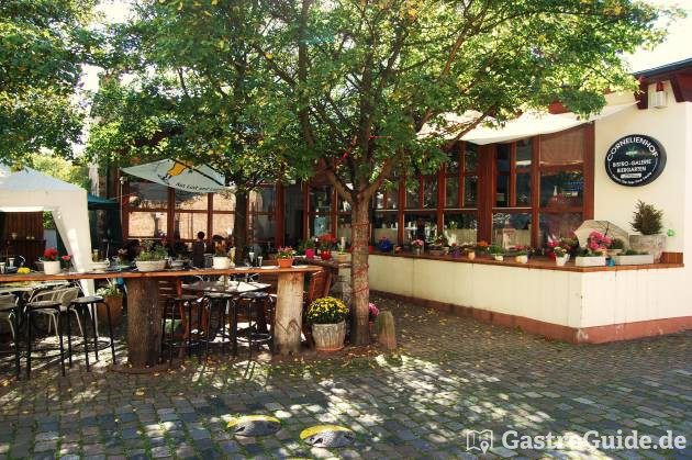 cornelienhof galerie restaurant in 68199 mannheim. Black Bedroom Furniture Sets. Home Design Ideas