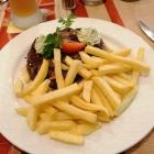 Foto zu Hotel Waldgasthof Wildbad: Rib-Eye-Steak 300gr