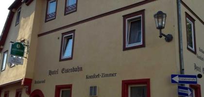 Hotel Eisenbahn Karlstadt Bewertung