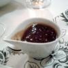Rotwein-Zwiebelsoße